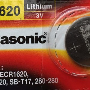 Pin CR1620 Panasonic 3V Lithium