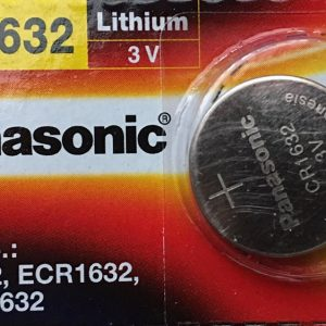Pin CR1632 Panasonic 3V Lithium